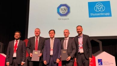 Photo of TÜV SÜD and thyssenkrupp sign MoU focusing on additive-manufacturing-enabled solutions in APAC region
