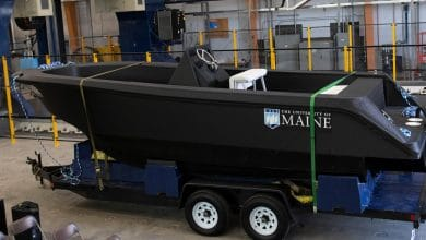 Photo of UMaine receives three Guinness World Records, including largest 3D printed boat