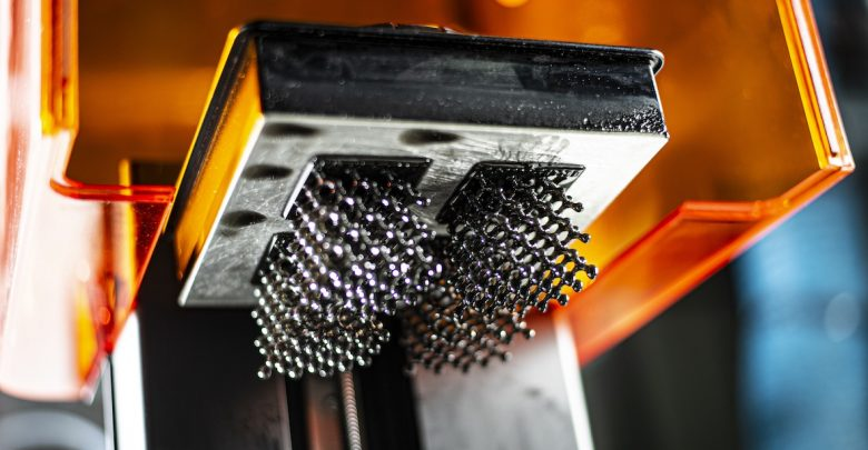Photo of New 3D printing materials from Huntsman and Cubicure
