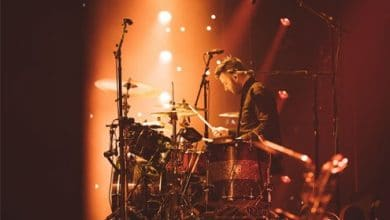 Photo of Panic! At The Disco drummer pioneers 3D printed snare drum