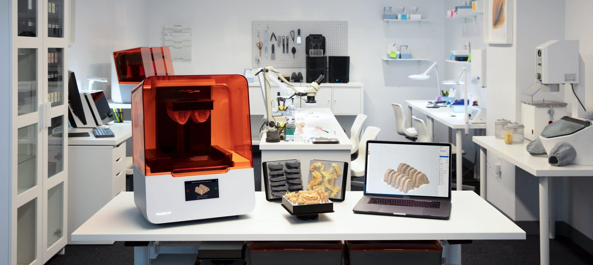 Formlabs Dental and Spectra acquisition