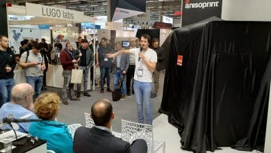Photo of Anisoprint launches ProM IS 500 industrial continuous fiber 3D printer