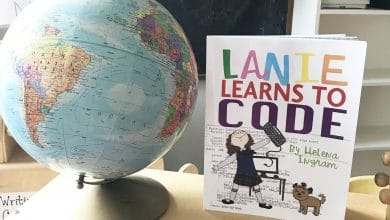 Photo of New children's book encourages STEM and coding education