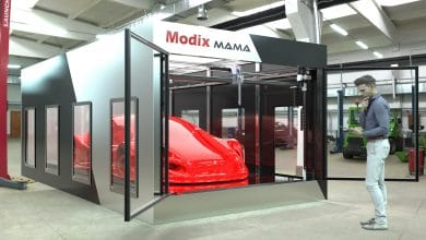 Photo of Modix launches XXL-format MAMA 3D printer for automotive, aerospace & marine sectors