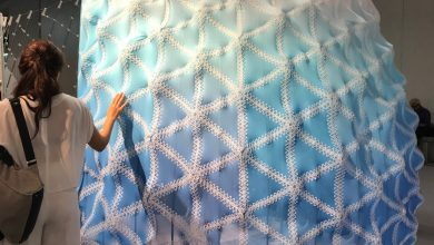 Photo of Shapemode's SIKKA Project wins  Expo Dubai 2020 Design Competition by combining textiles and 3D printing