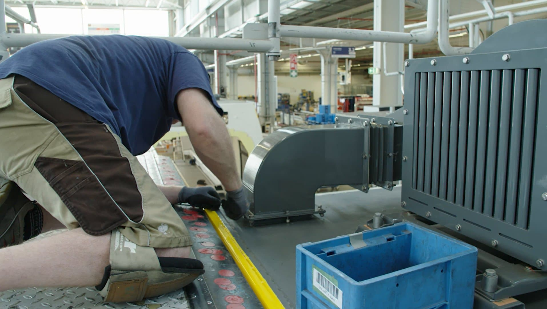 Stratasys Rail Industry Solution