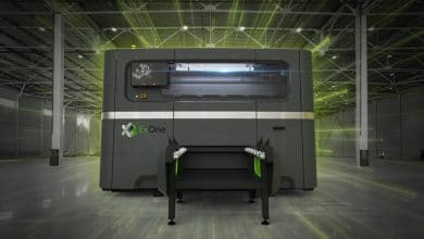 Photo of ExOne launches X1 160PRO, its largest metal binder jetting system