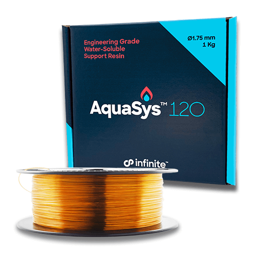 Aquasys120 water-soluble support