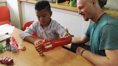 Photo of Smart International to support e-NABLE Medellin in 3D printing prosthetics