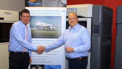 Gardner Aerospace FDM acquisition