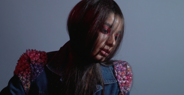 Photo of Stratasys 3D prints onto denim in stunning new KAIMIN collection  [video]