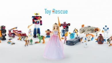 Photo of Toy Rescue: over 100 spare toy parts can now be 3D printed