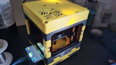 Photo of 3D print your own LumiBee smartphone 3D printer