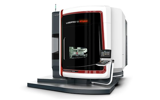 Photo of DMG MORI launches LASERTEC 125 hybrid AM system