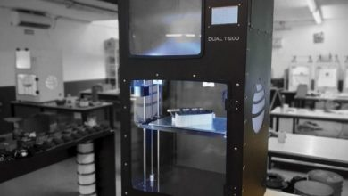 Photo of Argentina's Trideo unveils new Dual T 3D printer series