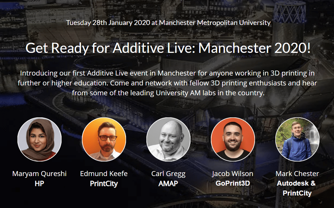 Additive Live GoPrint3D
