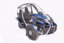 Arcimoto XponentialWorks Fun Utility Vehicle