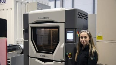 Photo of UK's MTC expands AM fleet with Stratasys Fortus 450mc 3D printer