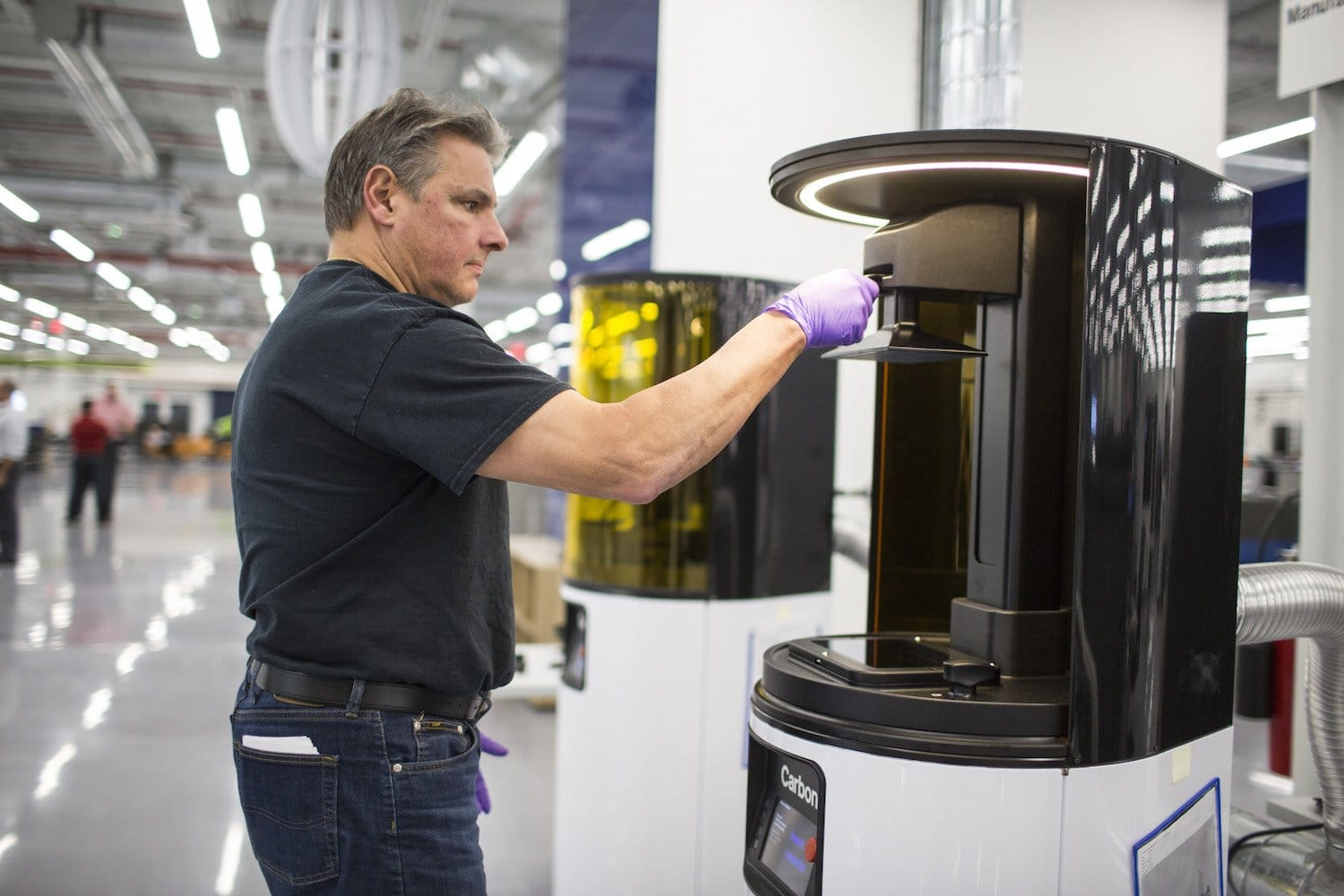 Ford additive manufacturing