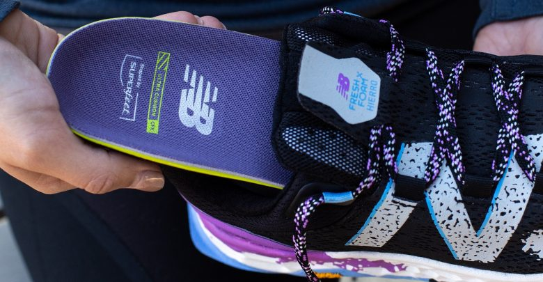 Photo of HP and Superfeet team up with New Balance to 3D print custom insoles