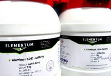 Elementum 3D Sumitomo investment