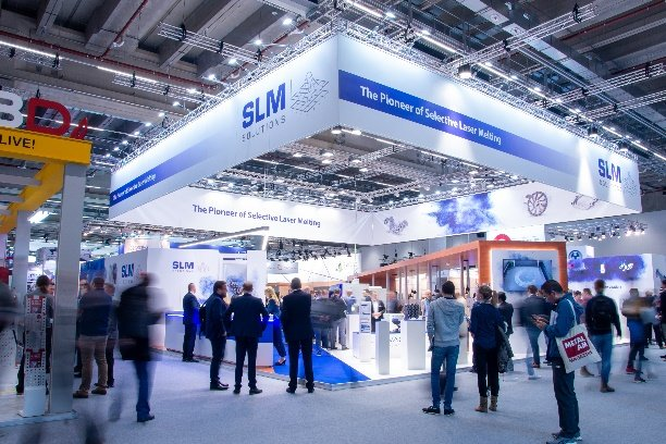 SLM Solutions 2020 interview