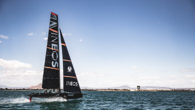 Photo of INEOS TEAM UK shows how AM will help them bring America's Cup to the UK