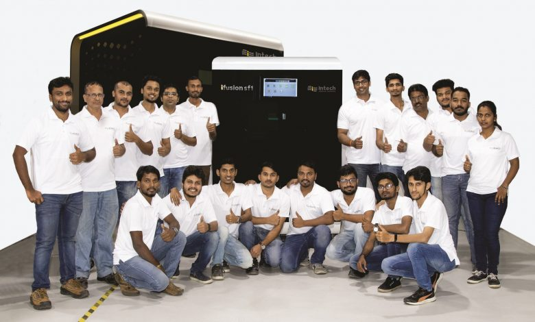 Intech Additive Solutions iFusion 3D printer