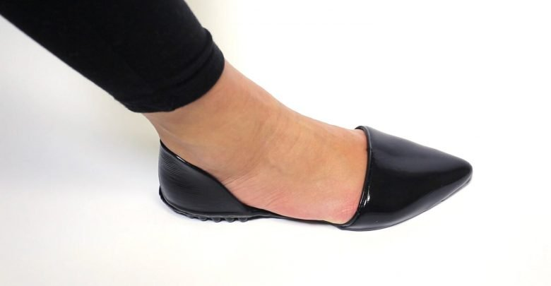 Photo of Native Shoes and MIT 3D printing liquid rubber footwear