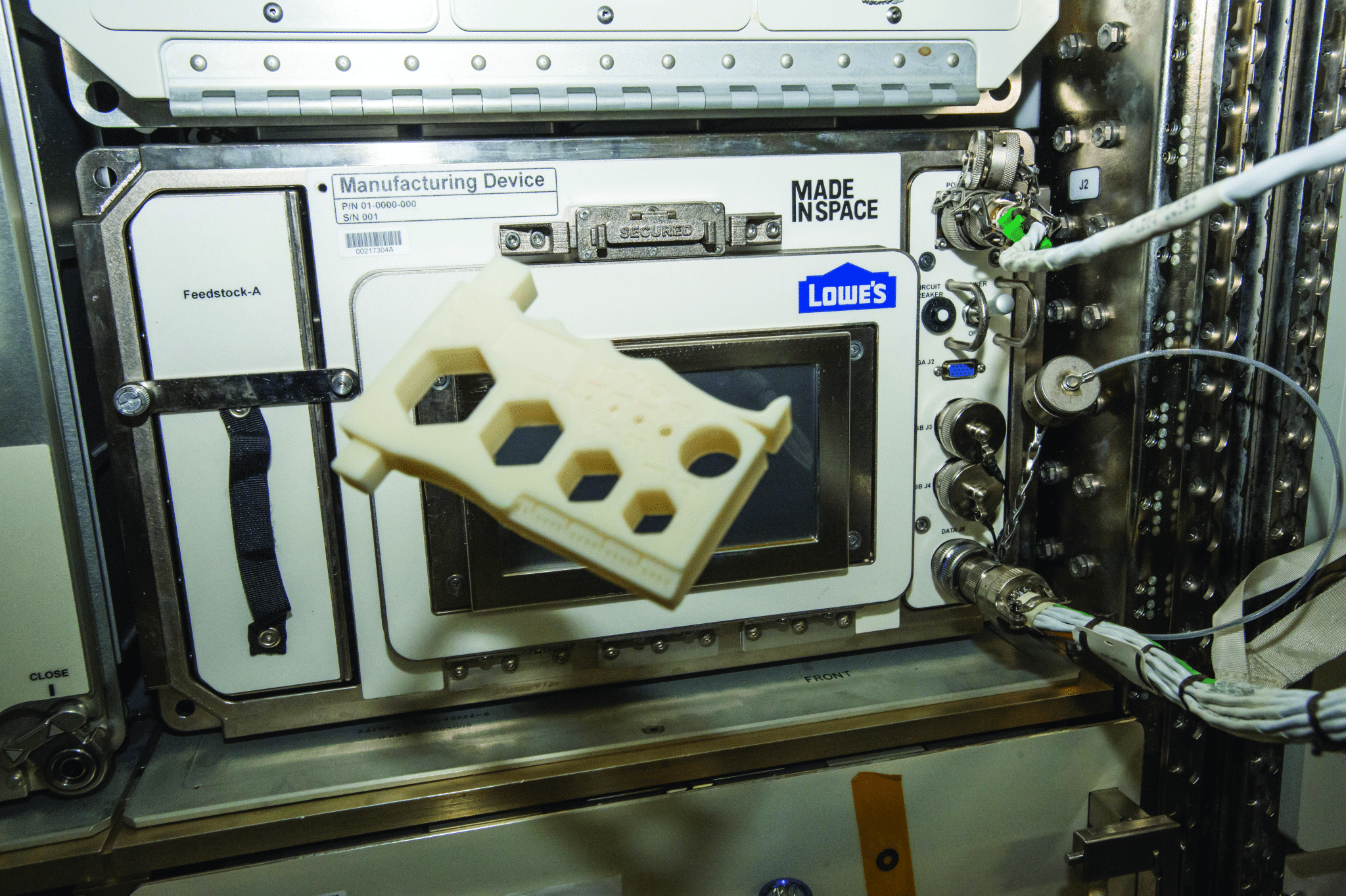 Made In Space Jacksonville, Florida HQ