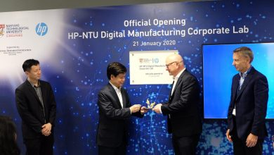 NTU Singapore HP Corporate Lab
