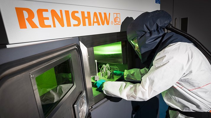 Renishaw BAE Systems MoU