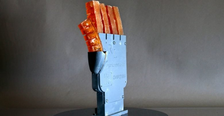 Photo of This 3D printed robot knows how to break a sweat