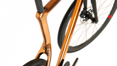 Photo of Urwahn and Schmolke go for gold with copper-plated 3D printed bike