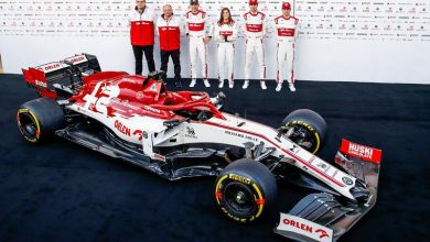 Photo of New Sauber Alfa Romeo F1 features 143 3D printed parts