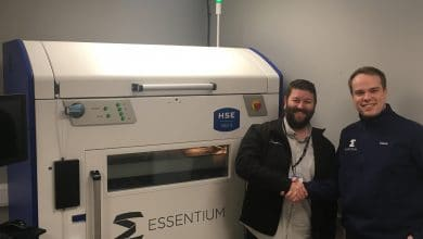 Photo of Essentium brings on GoPrint3D as reseller for UK and Ireland