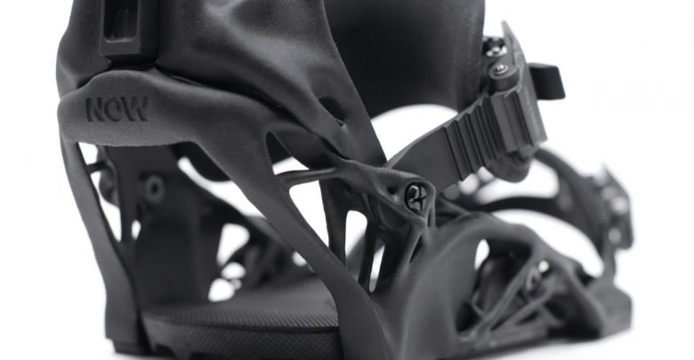 Photo of NOW presents world's first snowboard binding designed by AI