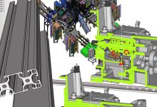 Photo of New 3D_Evolution Simplifier automatically reduces CAD files for smoother digital factory planning