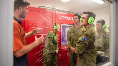 Photo of SPEE3D metal 3D printing technology to be deployed by the Australian Army