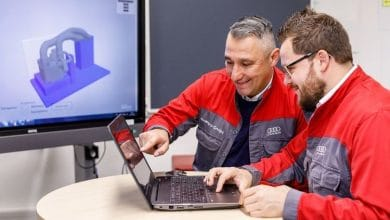 Photo of Audi and trinckle develop in-house design software for 3D printing tools