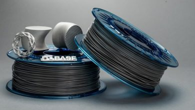 Photo of M. Holland now distributing BASF Ultrafuse 316L metal composite filament