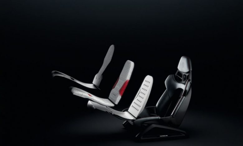 Photo of Porsche unveils 3D printed automotive seats with custom comfort