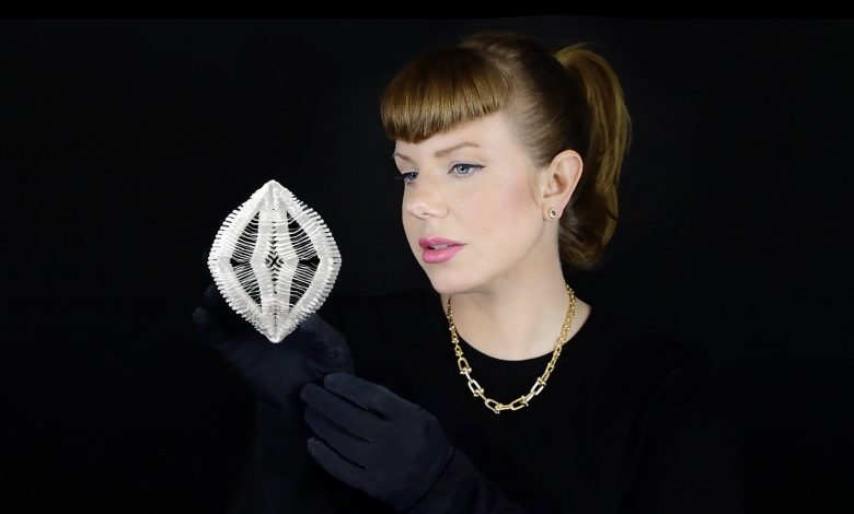 Photo of Amy Karle uses 3D printing in thought-provoking futurist art