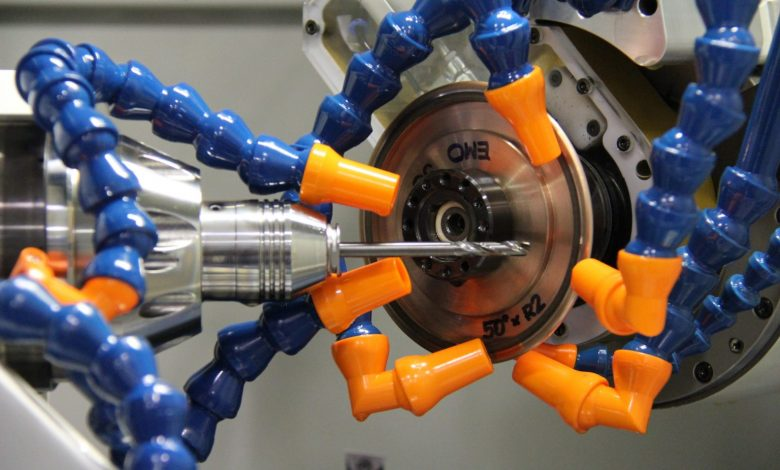 Photo of ANCA and CSIRO developing hybrid AM system for tungsten cutting tools
