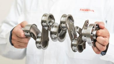 Photo of Honda uses AM and generative design to optimize crankshaft
