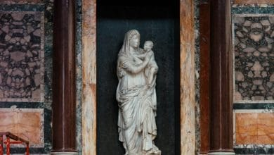 Photo of Factum Arte digitally unveils life-size partly 3D printed replica of Raffaello's tomb