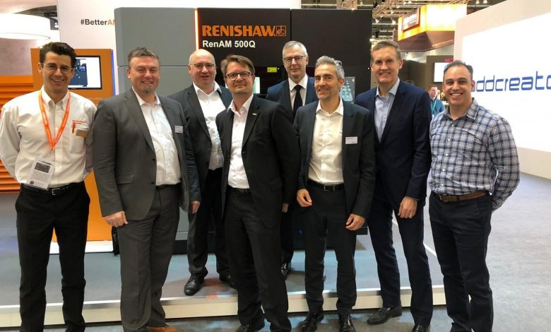 Photo of Simufact and Renishaw to improve simulation for multi-laser metal AM