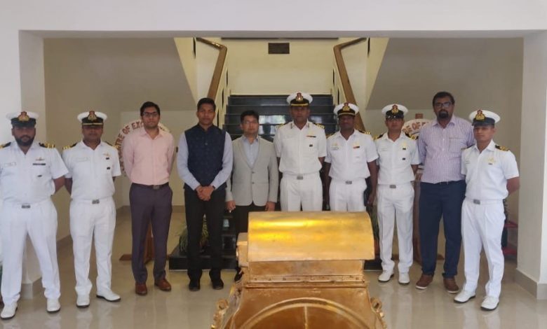 Photo of think3D to provide expertise and 3D printed spare parts to the Indian Navy