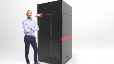 Photo of Modix releases BIG-120Z large-format 3D printer