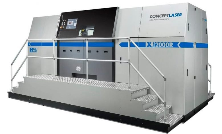 Photo of Protolabs invests in GE Additive Concept Laser X Line 2000R